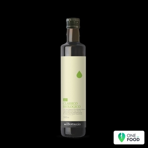 Klassisches Bio Olivenol Extra Vergine 1 X 500 Ml
